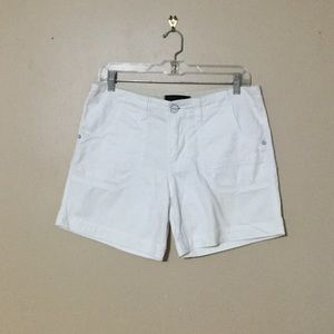 Sanctuary White Denim Shorts | Size 27